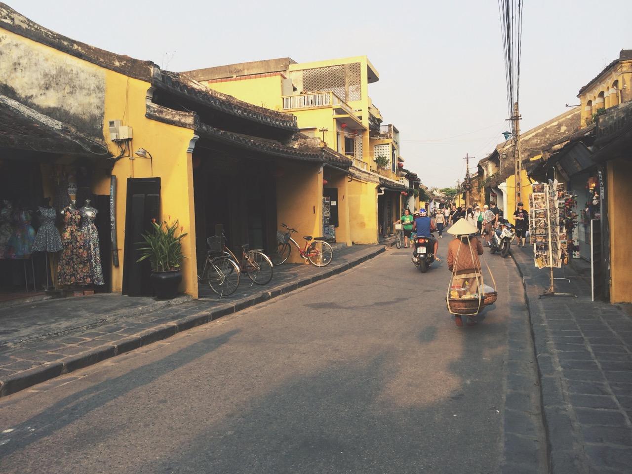 Путешествие по Вьетнаму: Старый Город, Хойан