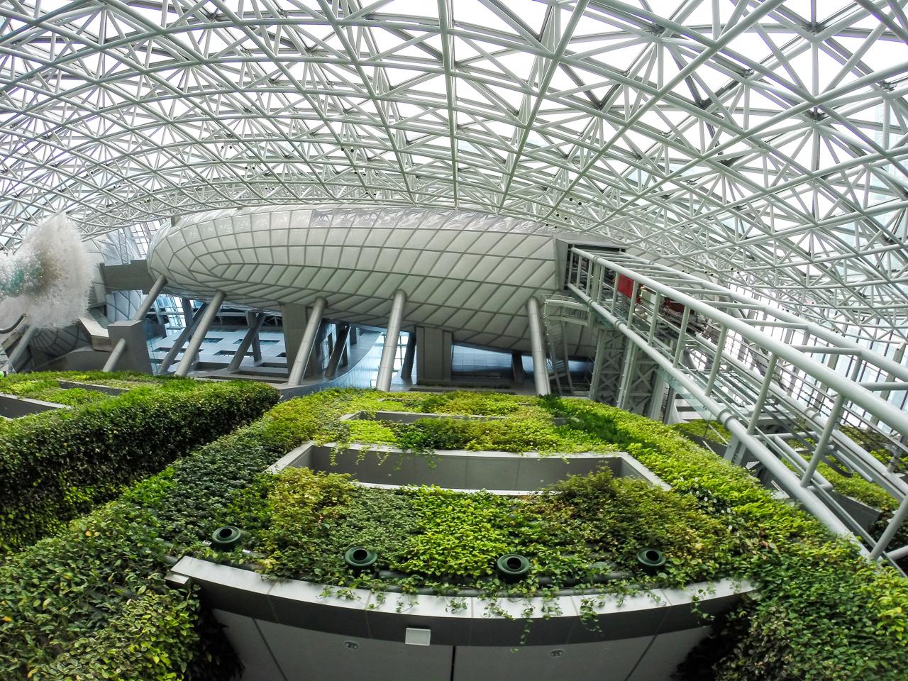 Достопримечательности Сеула: Здание мэрии