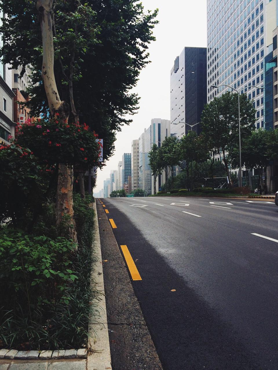 Достопримечательности Сеула: Район Гангнам