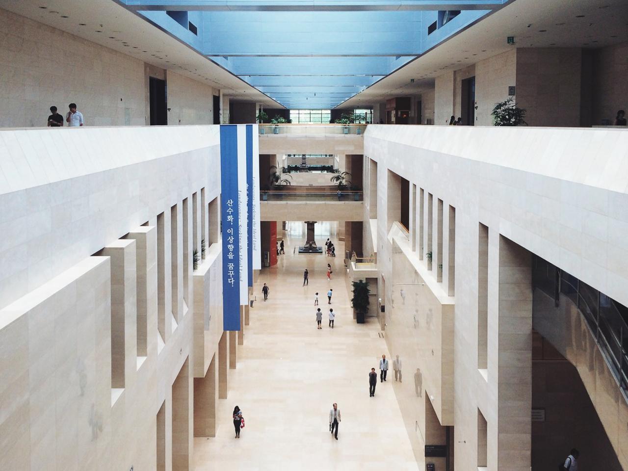 Достопримечательности Сеула: Национальный музей Кореи