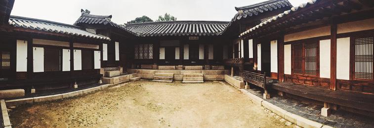 Достопримечательности Сеула: Деревня Намсанголь Ханок