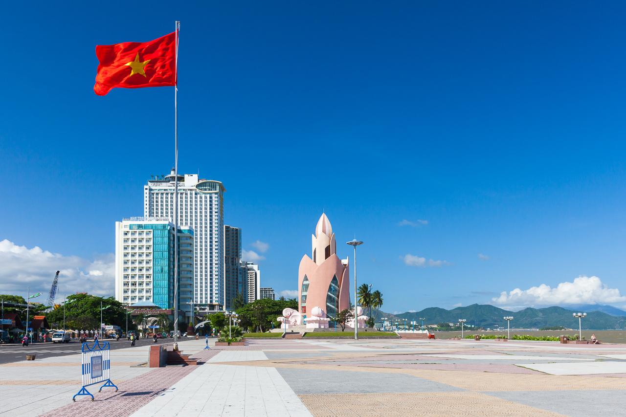 Путешествие по Вьетнаму, Нячанг: Набережная