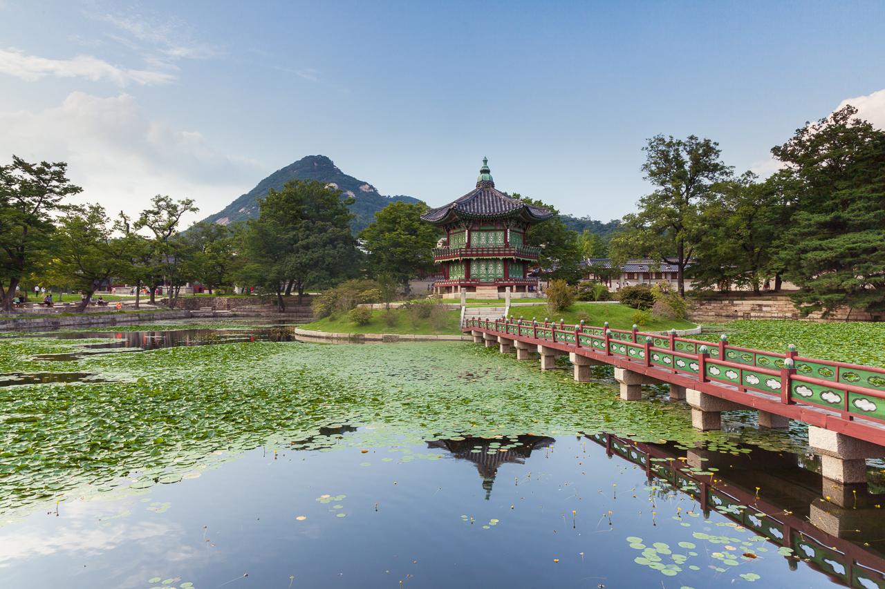 Достопримечательности Сеула: Дворец Кёнбоккун