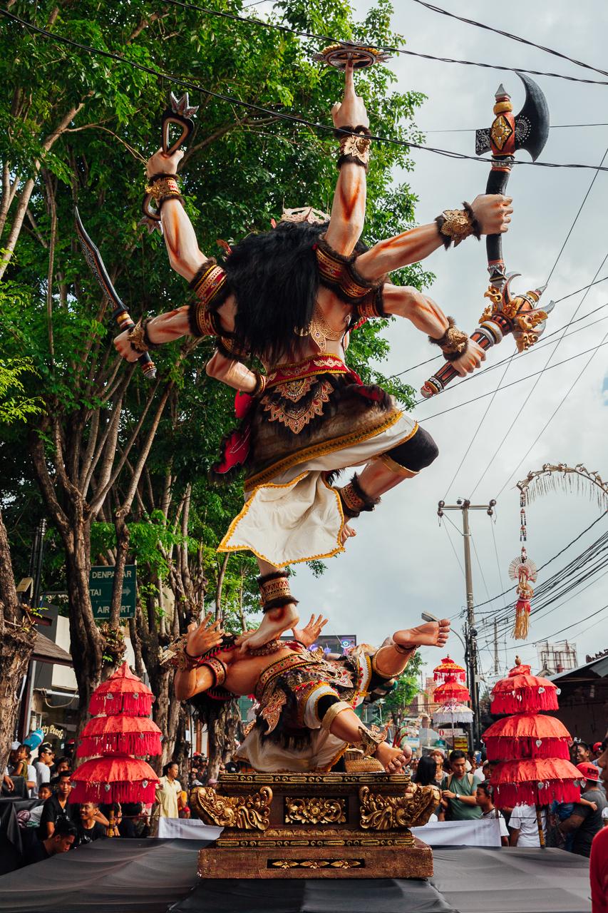День тишины на Бали: Ого-Ого