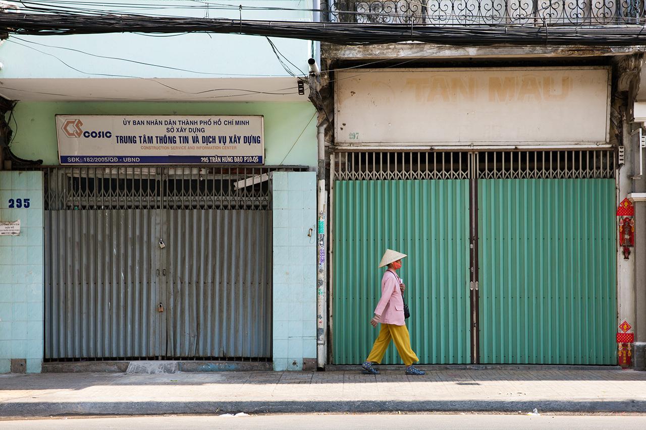 Путешествие по Вьетнаму, Хошимин: Узнаваемые черты Вьетнама
