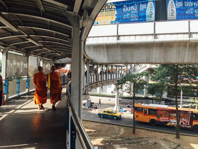 Путешествие по Таиланду, Бангкок: площадь Сиам (Siam Square)