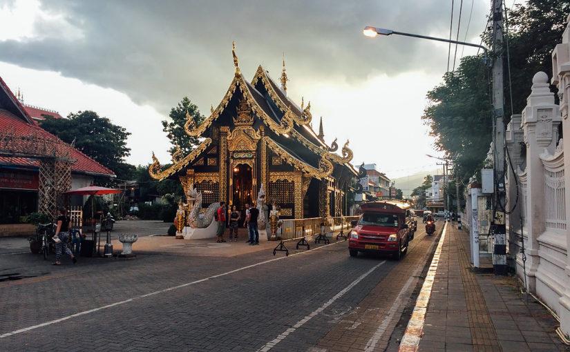 Путешествие по Таиланду: Чиангмай