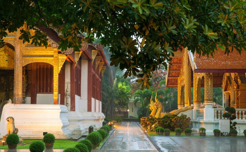 Достопримечательности Чиангмая, Таиланд.