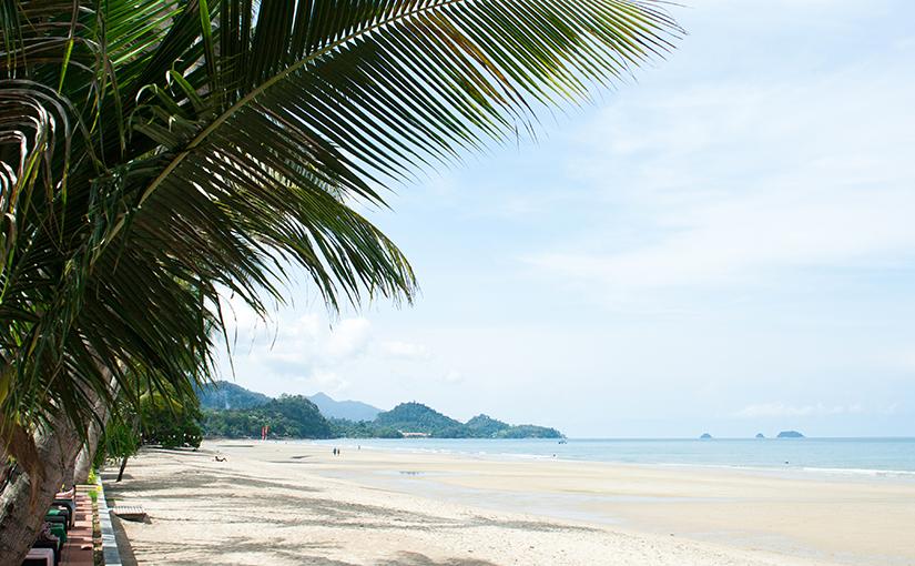 Остров Чанг, Таиланд.