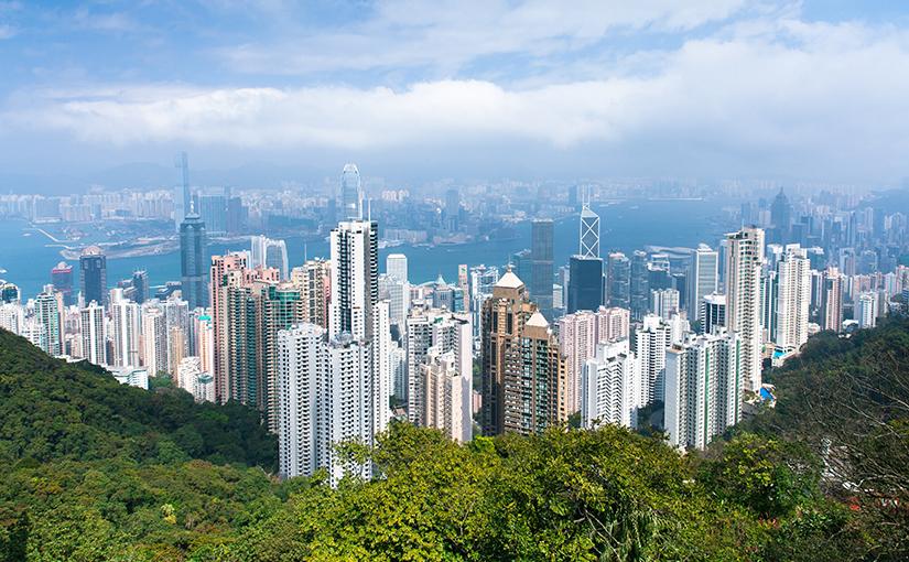 Подборка лучших фото. Гонконг.