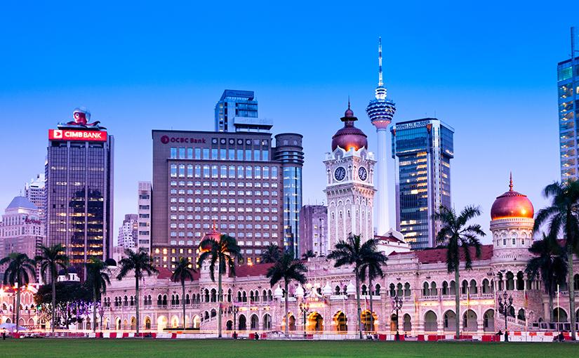 Достопримечательности Куала-Лумпура, Малайзия.