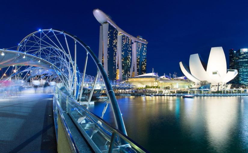 Его величество Сингапур.