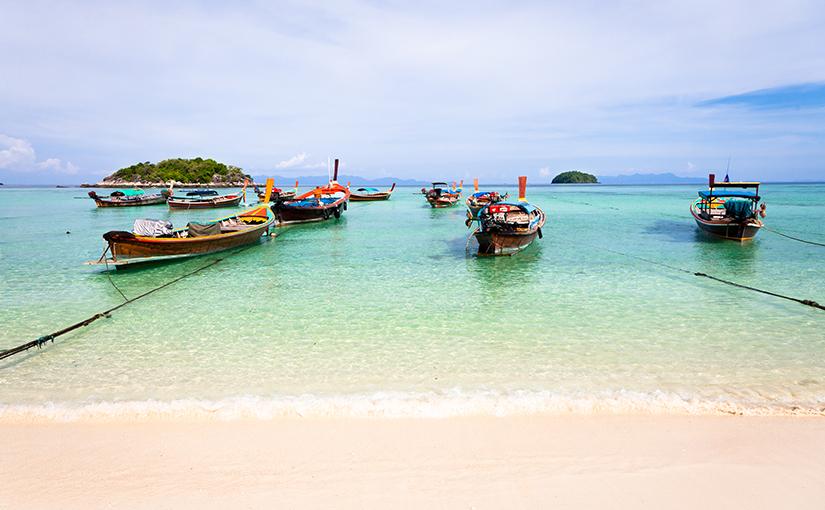 Подборка лучших фотографий. Ко Липе, Таиланд.