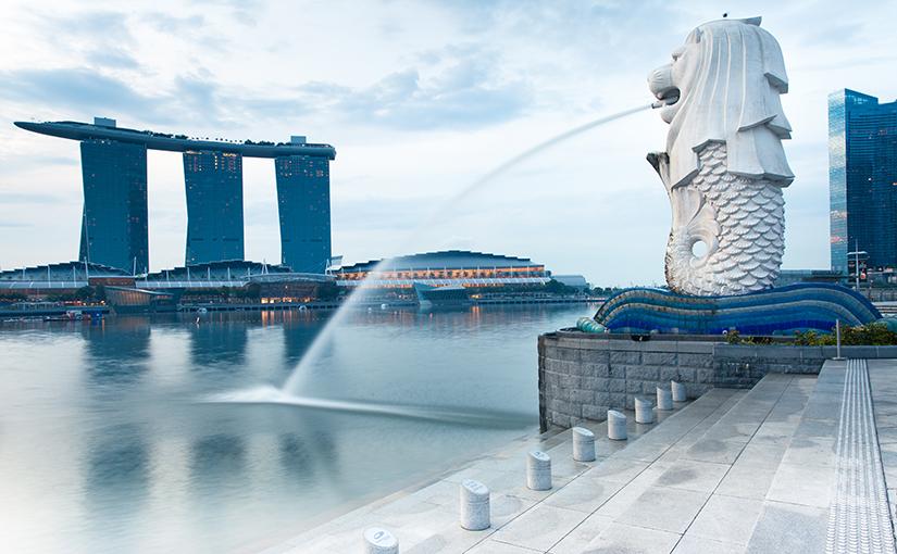 Заметки на полях: Сингапур