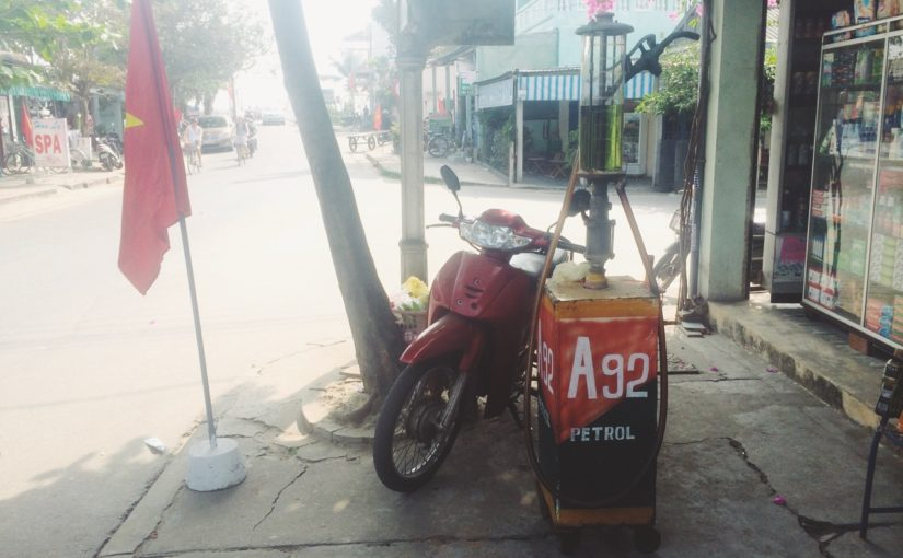 Аренда байка во Вьетнаме