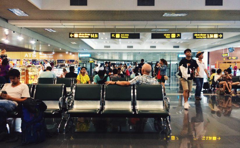 Как добраться до международного аэропорта Нойбай из Ханоя
