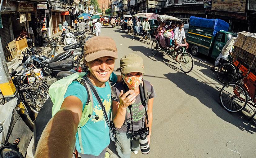 Путешествие по Индии. Часть 1: Бангкок — Дели.