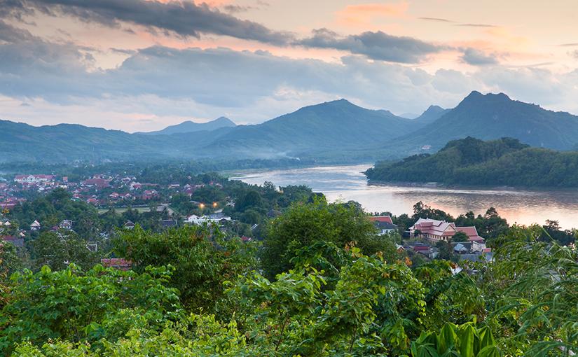 Путешествие по Лаосу: Луанг Прабанг