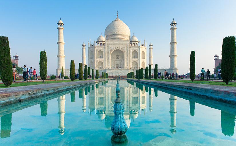 Путешествие по Индии. Часть 5: Тадж-Махал и Агра
