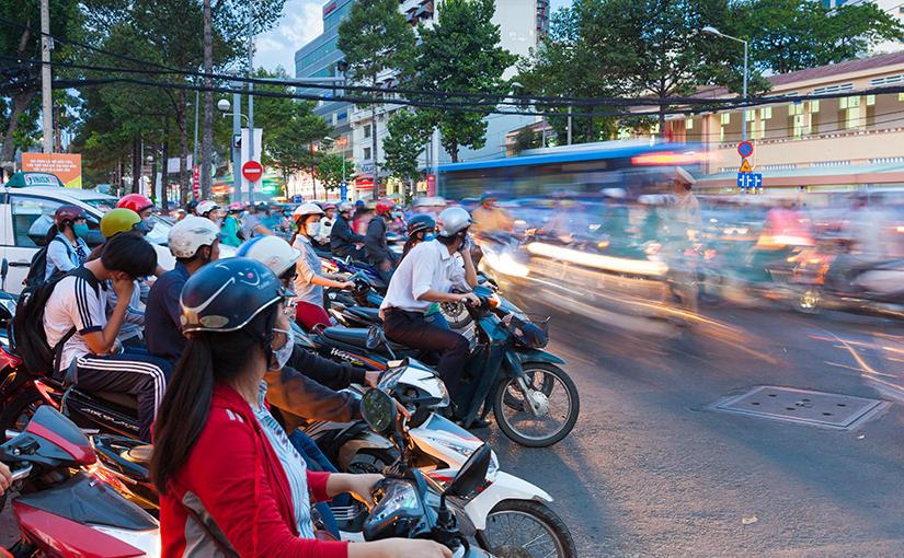 Путешествие по Вьетнаму: Хошимин