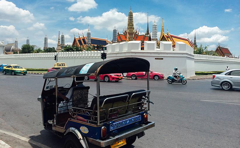 Путешествие по Таиланду: Бангкок