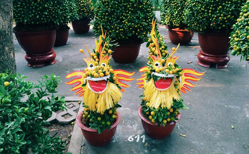 Тет — Вьетнамский Новый год