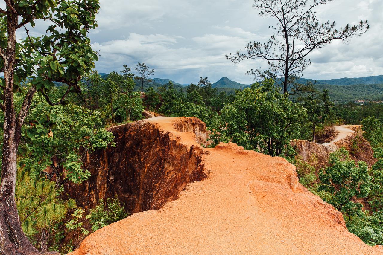 Путешествие по Таиланду, Пай: Пайский каньон