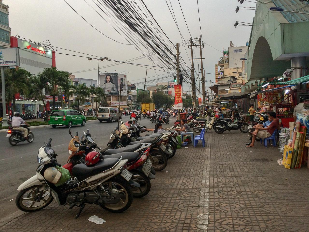 Путешествие по Вьетнаму, Кантхо: Обычная вьетнамская жизнь