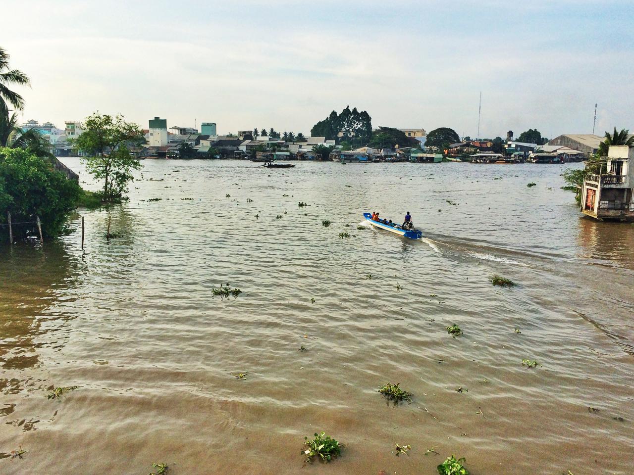 Путешествие по Вьетнаму, Кантхо: Жизнь в дельте Меконга