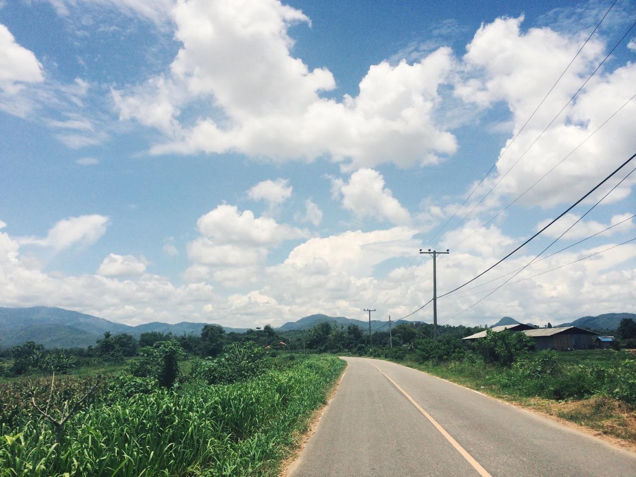 Путешествие по Таиланду, Пай: в окрестностях Пая
