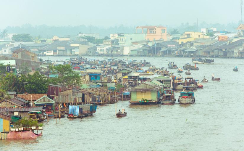 Путешествие по Вьетнаму: Кантхо