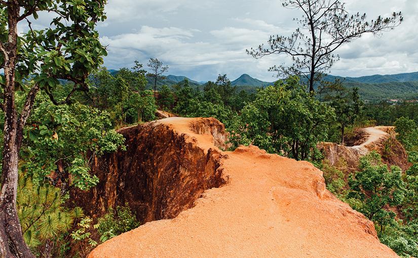Путешествие по Таиланду: Пай
