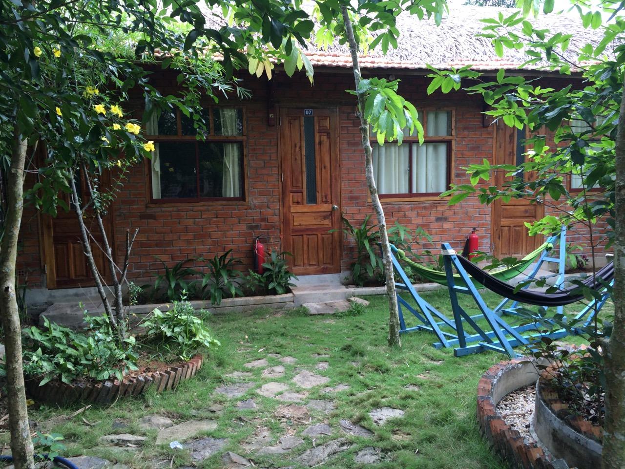 Путешествие по Вьетнаму, Фукуок: Бунгало