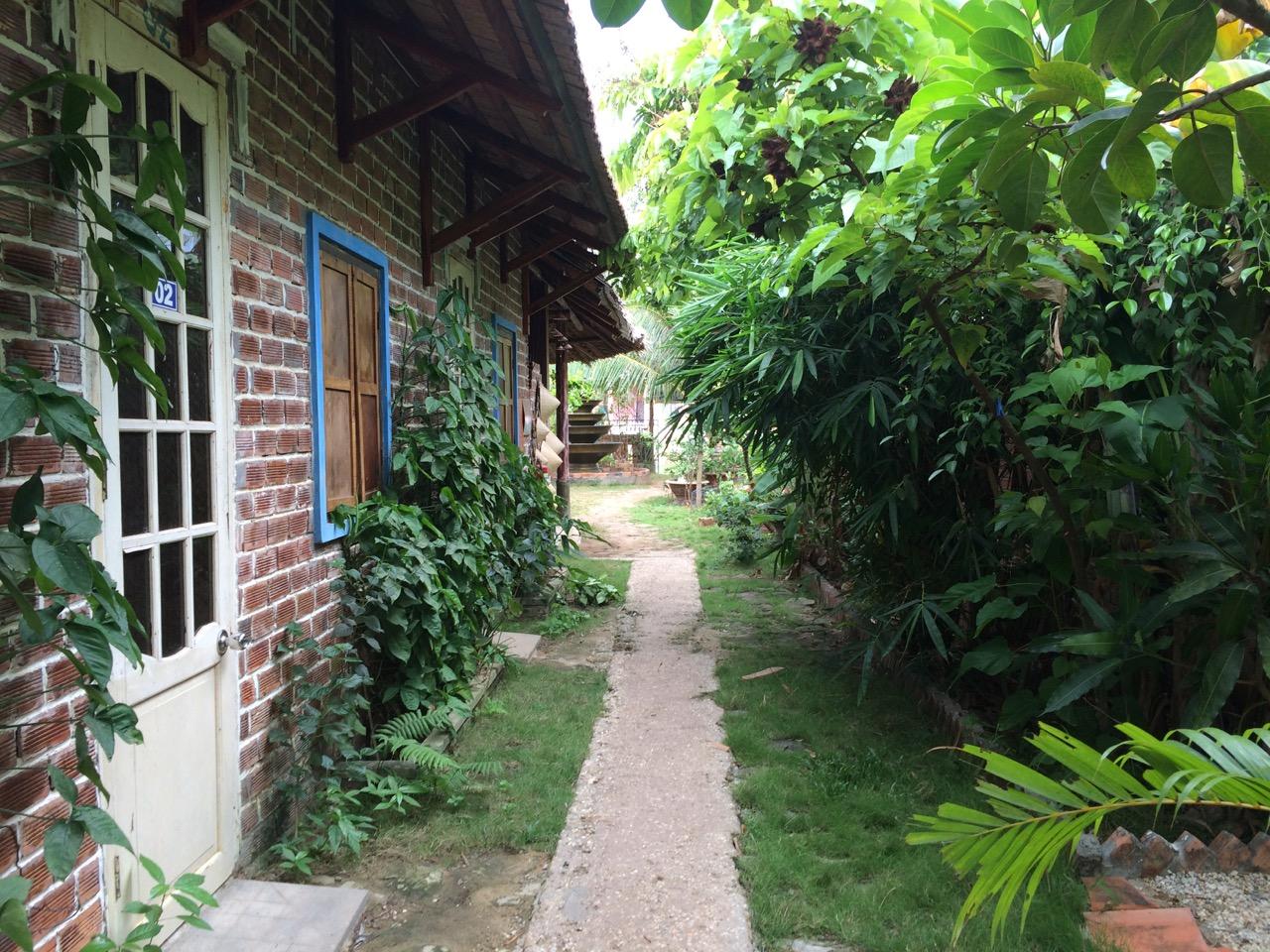 Путешествие по Вьетнаму, Фукуок: Наш гестхаус