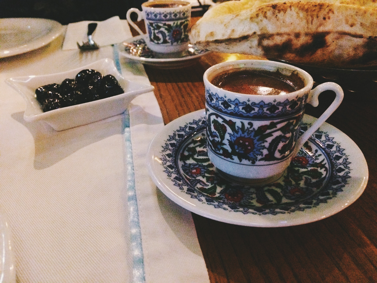 Стоповер в Стамбуле. День 1: Первый ужин в Стамбуле