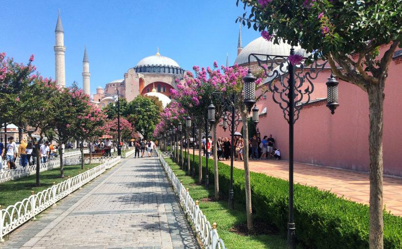 Стоповер в Стамбуле. День 1