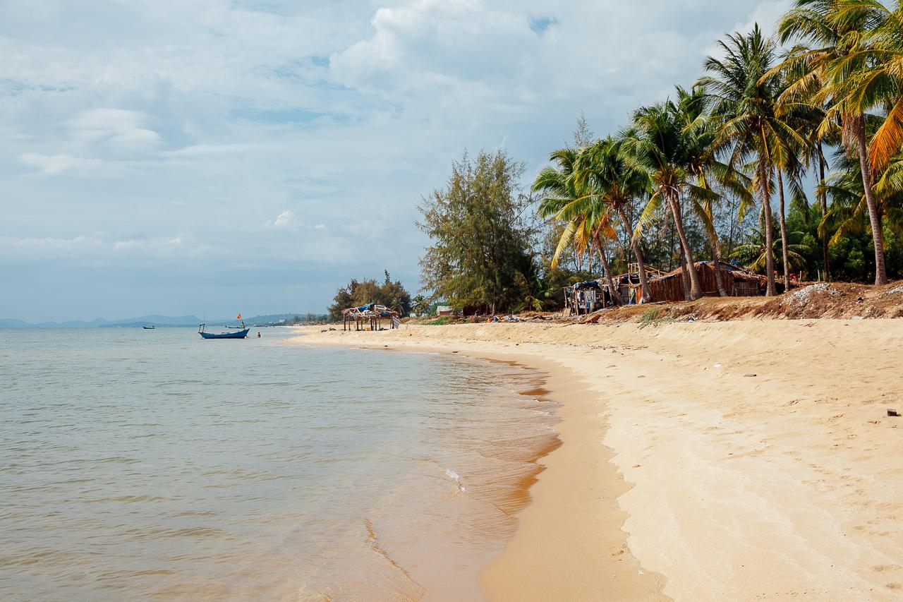 Путешествие по Вьетнаму, Фукуок: Пустой Лонг Бич
