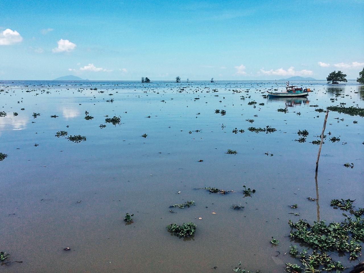 Путешествие по Вьетнаму, Фукуок: В порту Ратьзя