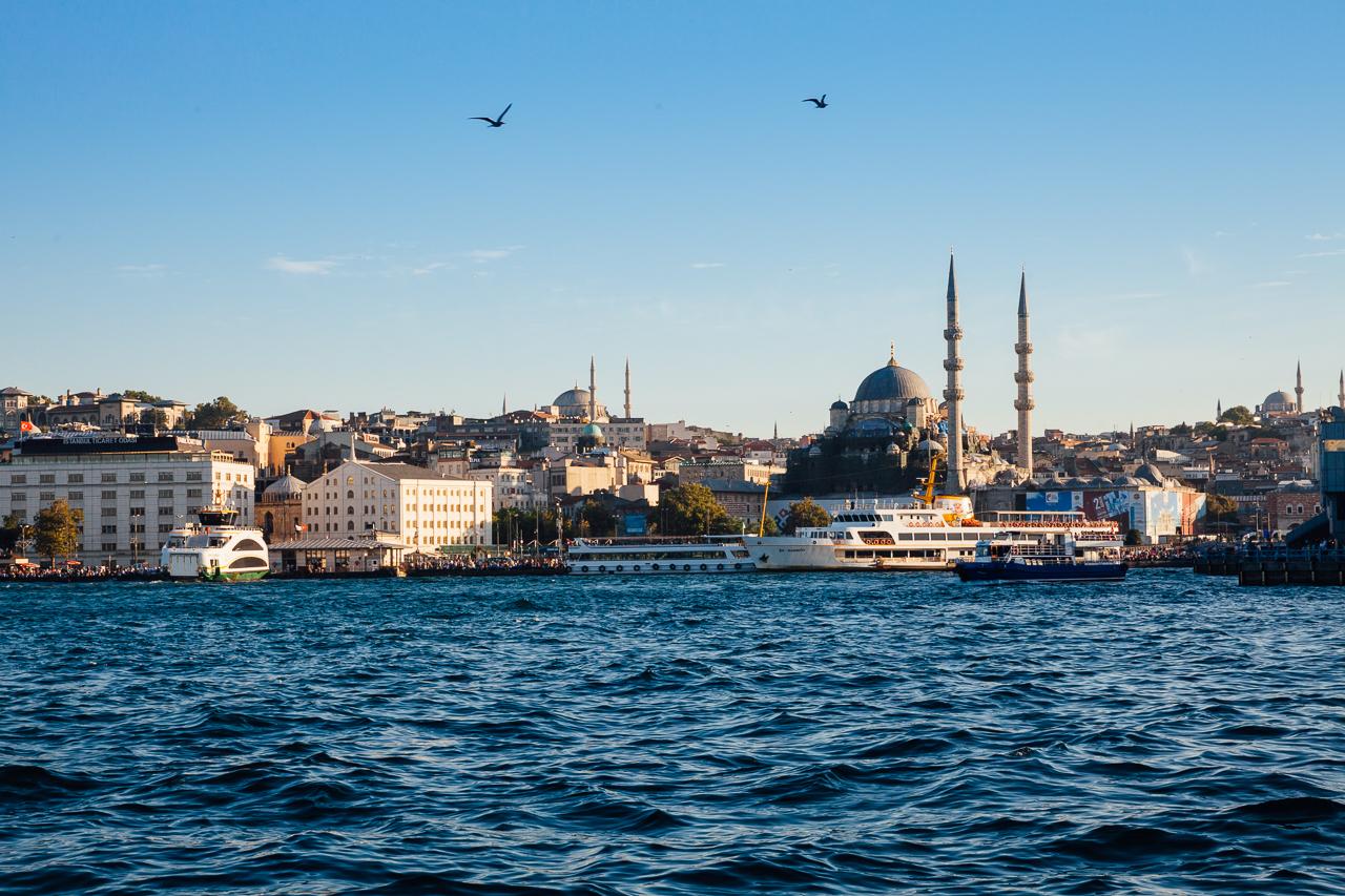Стоповер в Стамбуле. День 2: Золотой Рог