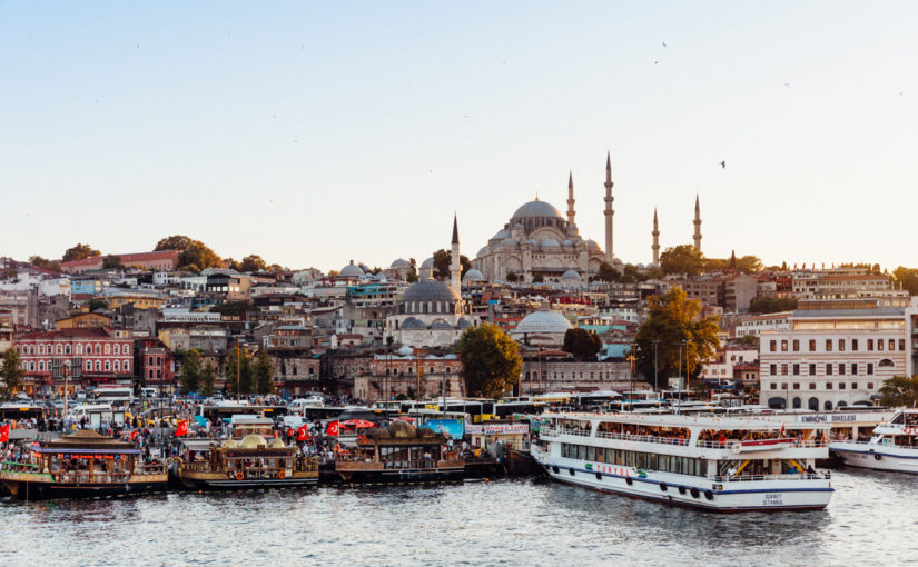 Стоповер в Стамбуле. День 2