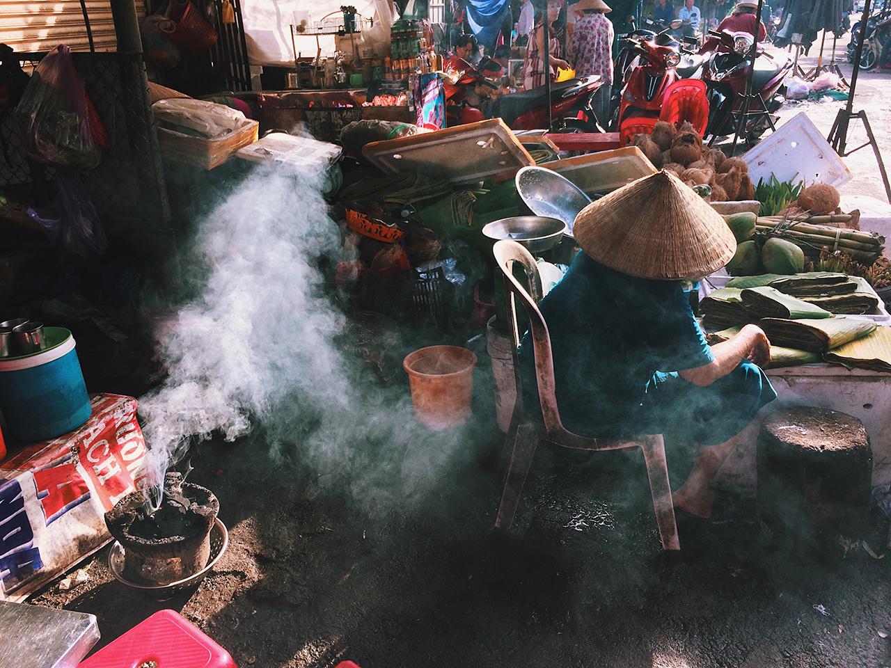 Как оформить визу во Вьетнам: на рынке
