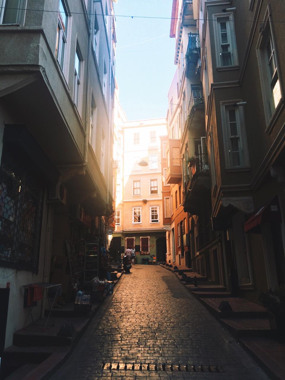 Стоповер в Стамбуле. День 3: Стамбульские переулки