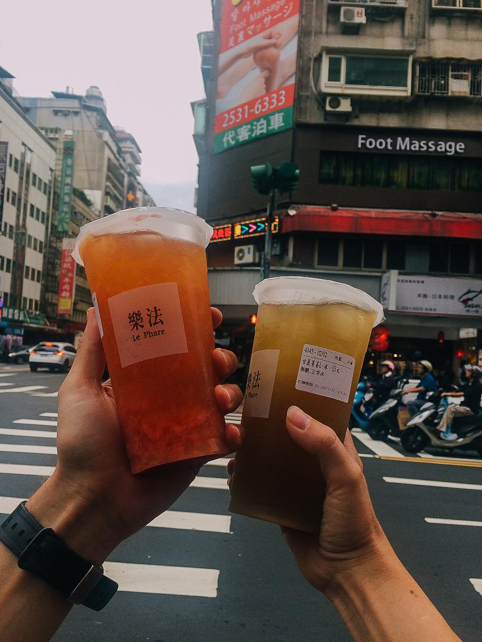 Тайвань без визы: тайваньский чай — любовь с первого глотка