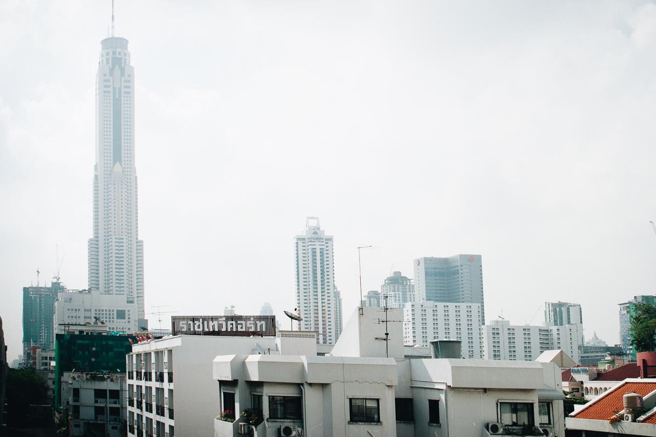 Топ самых классных и необычных отелей, в которых мы побывали: Baiyoke Tower II, Бангкок