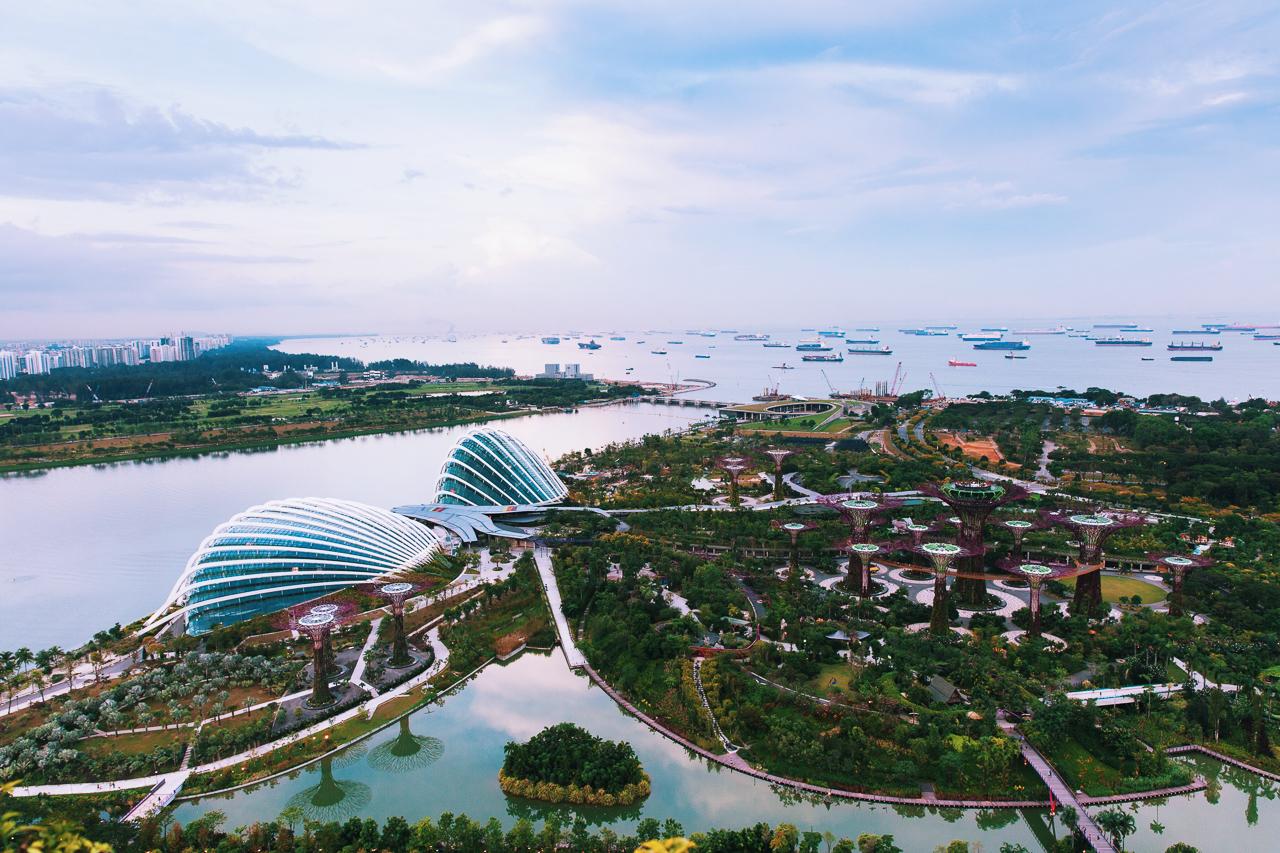 Топ самых классных и необычных отелей, в которых мы побывали: Marina Bay Sands, Сингапур