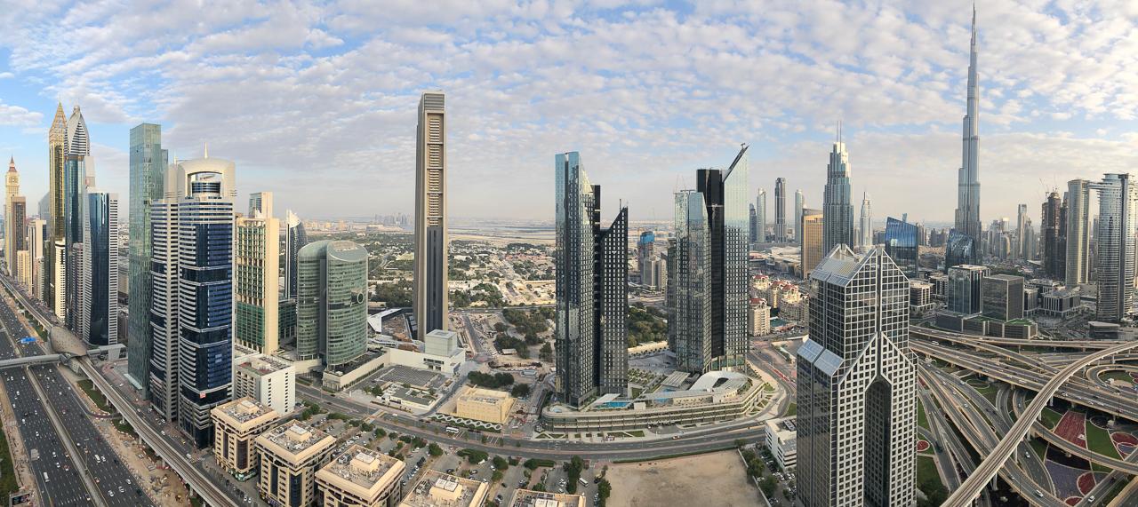 Топ самых классных и необычных отелей, в которых мы побывали: Shangri-La, Дубай