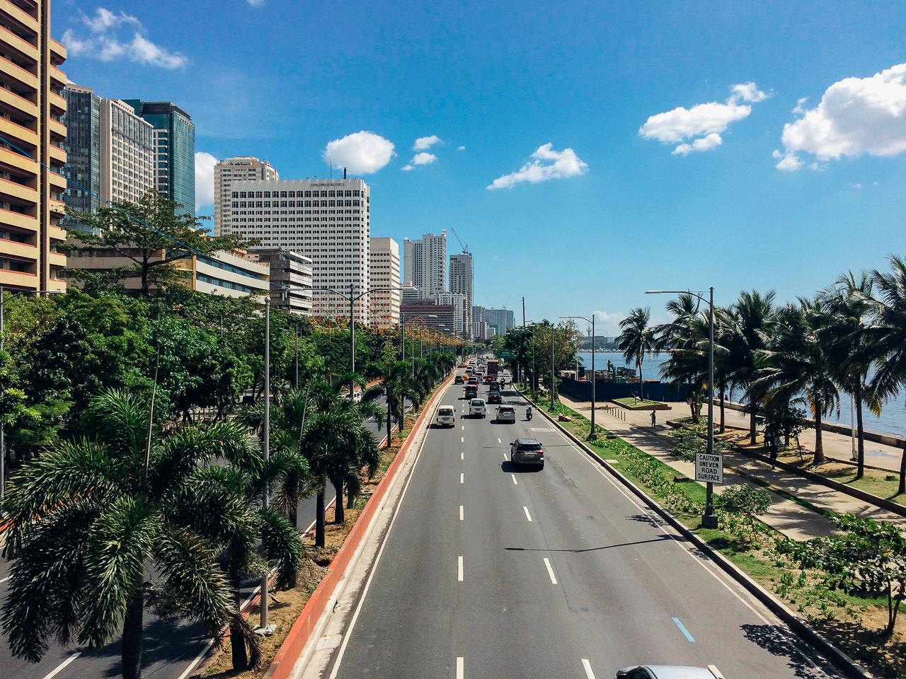 Путешествие по Филиппинам, Манила: Эрмита