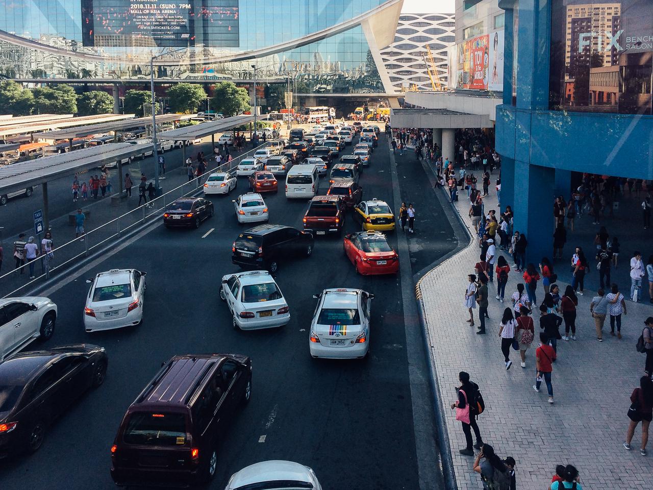 Путешествие по Филиппинам, Манила: Mall of Asia