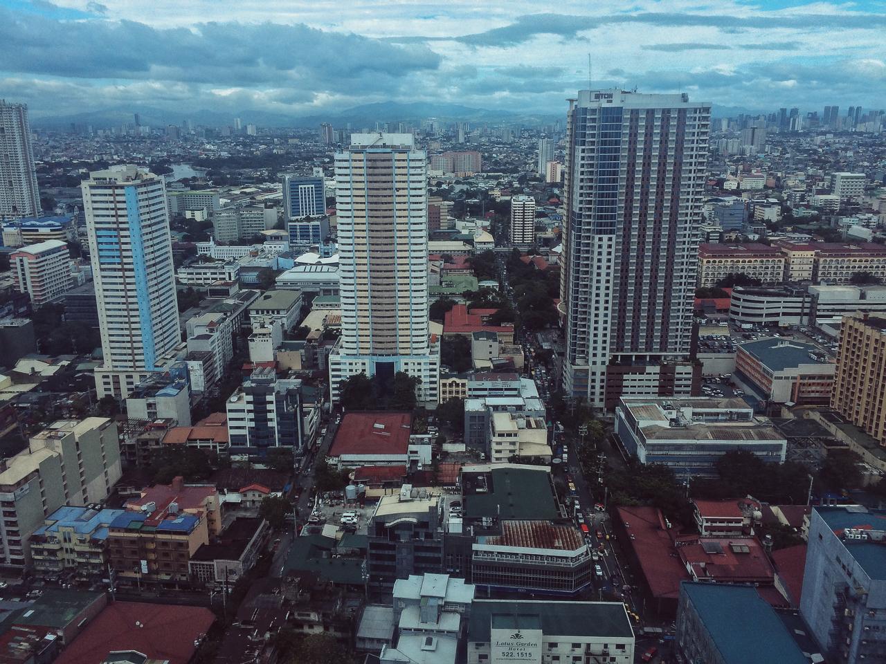 Путешествие по Филиппинам: Манила