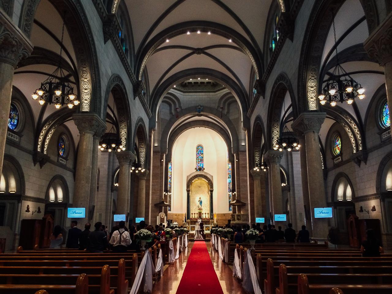 Путешествие по Филиппинам: Манильский Собор